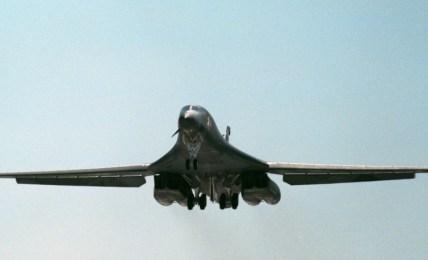 nato bombardéry