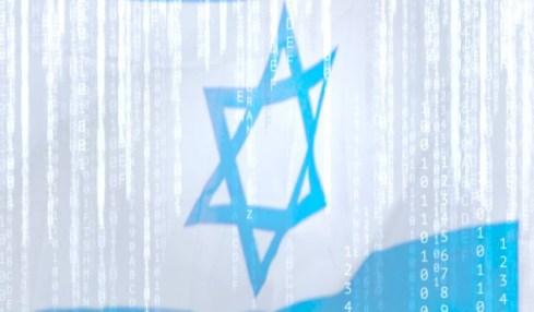 izrael velký bratr