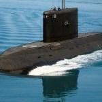 ruská ponorka zmizela