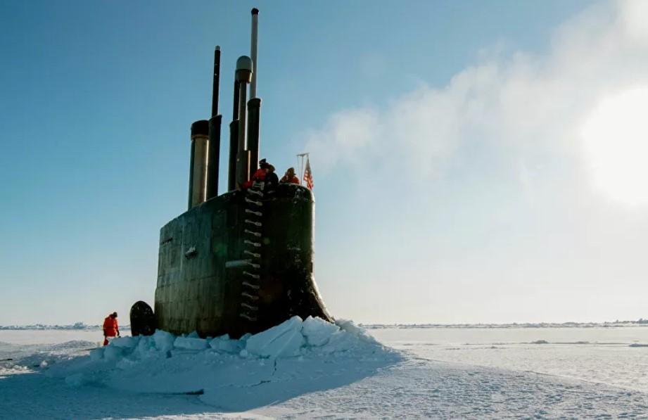 americká ponorka