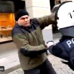 protest německo