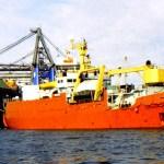 kabel loď