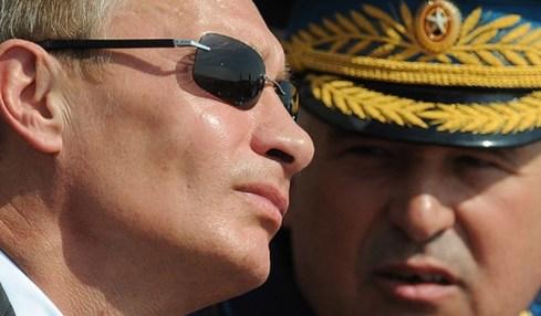 ruský prezident putin