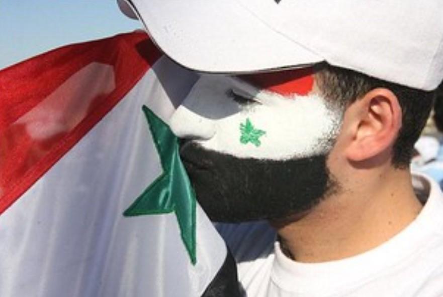 válka sýrie