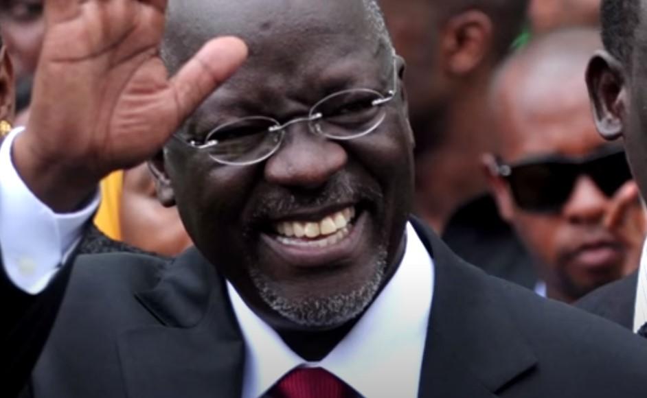 prezident tanzánie covid