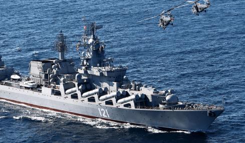 ruské lodě