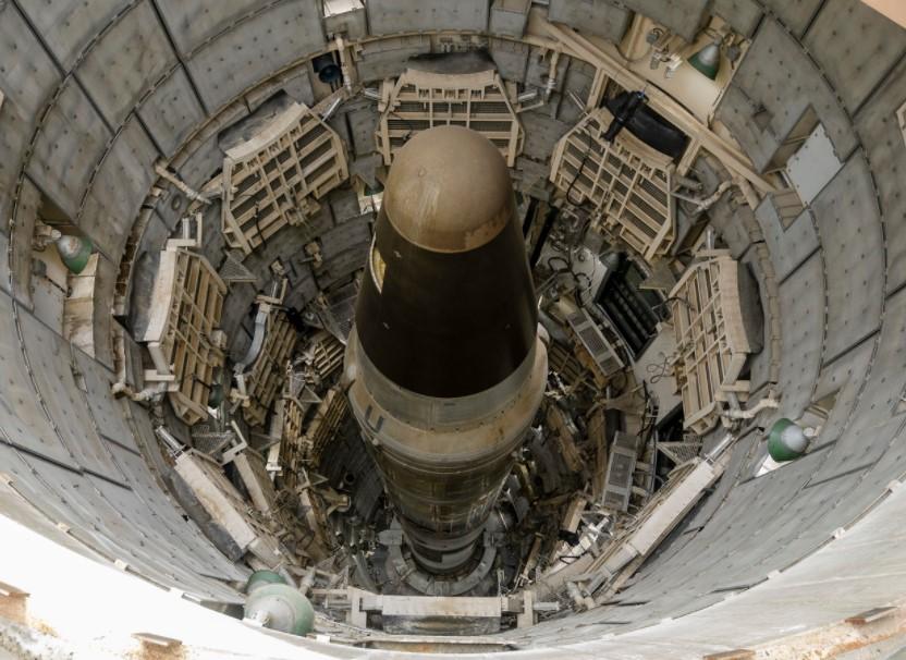 jaderné zbraně usa