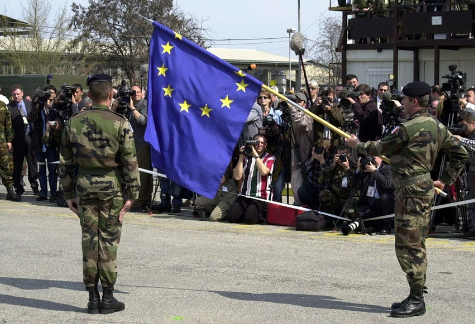 eu armáda