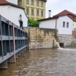 povodně praha
