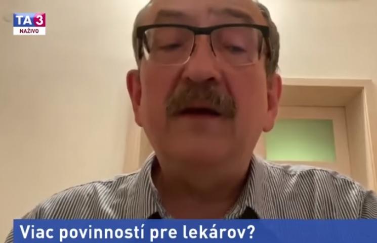 slovenský lékař očkování