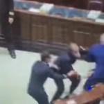 protest covid pas parlament