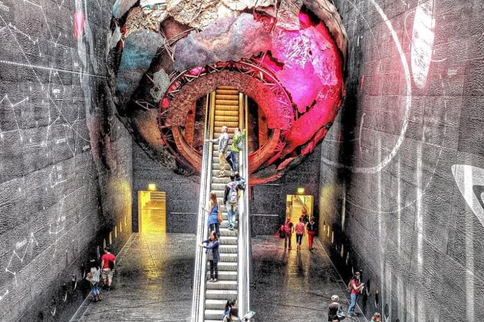 šanghaj planetárium