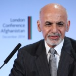afghánský prezident