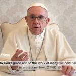 papež očkování akt lásky