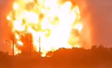 exploze kazachstán