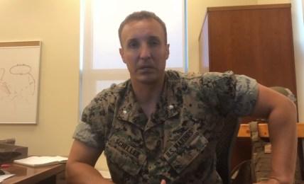 americký mariňák kritika