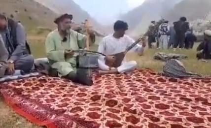 taliban zpěvák