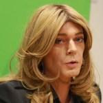 trans žena německo