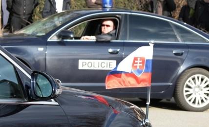 slovenská policie naka