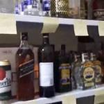 taliban alkohol