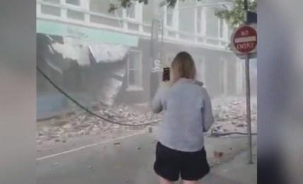 zemětřesení austrálie