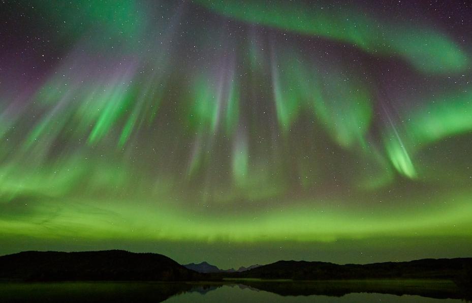 geomagnetická bouře
