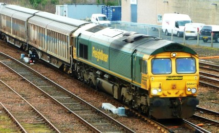 diesel lokomotivy