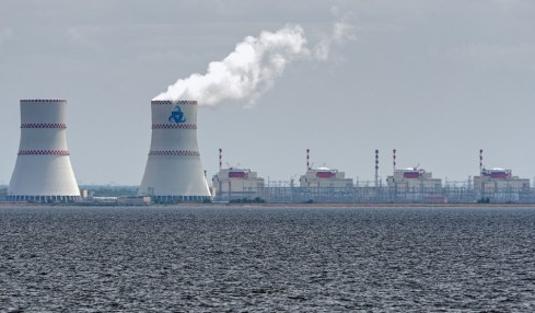 jaderná elektrárna rusko