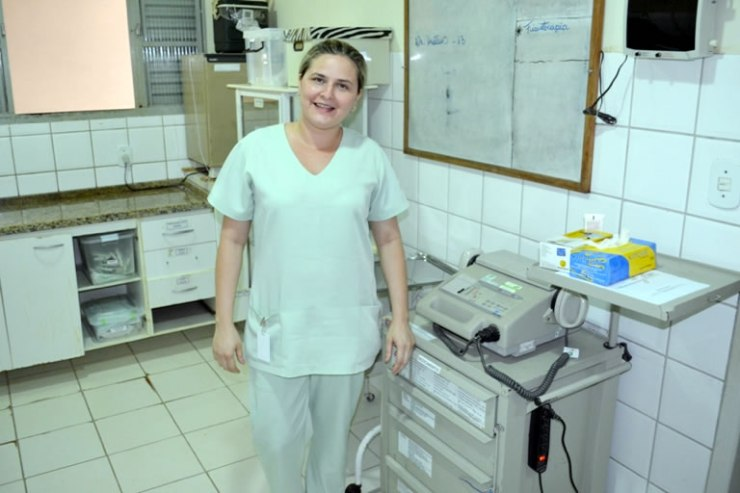 1 enfermeira