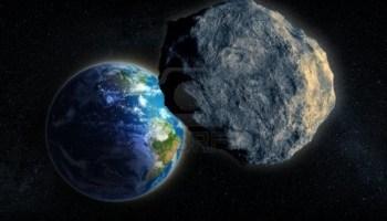 Asteroide passará próximo à Terra na noite desta segunda-feira