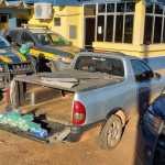 PRF e Polícia Militar prendem homem com quase 12 kg de cocaína na BR-364