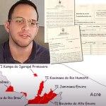Investigador apresenta documentos que revelam ataque de Ovnis a indígenas no Acre