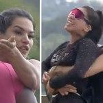 Em discussão, Mirella chama acreana Raissa de louca e peoas são contidas por Luiza e Jojo