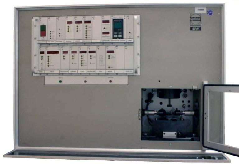 Schwing-Reib-Verschleiß Tribometer (SRV) mit Rotationsmodul