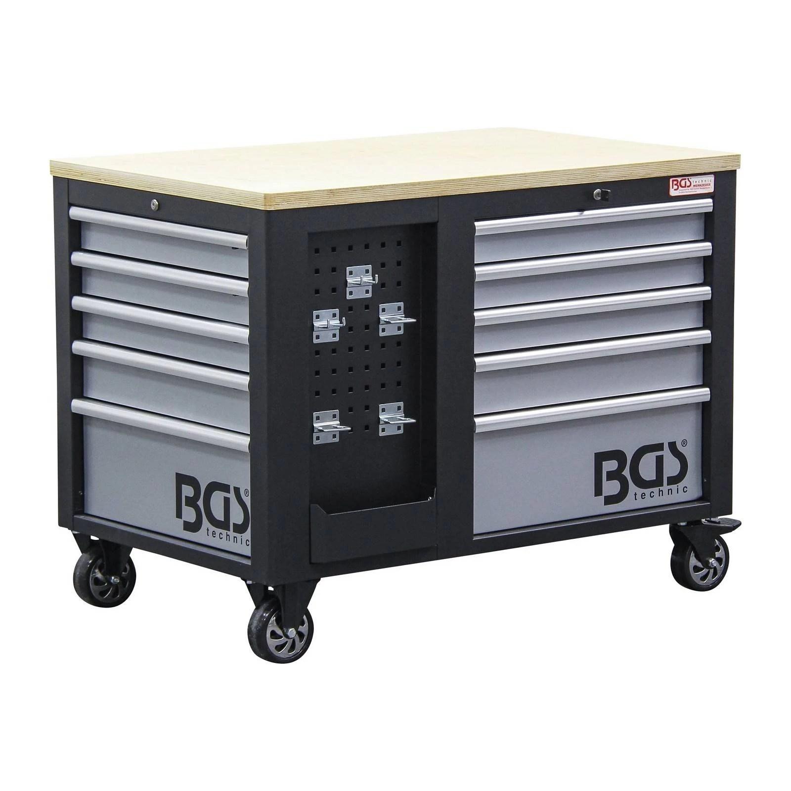 a c a b import servante d atelier 2 x 5 tiroirs 1 armoire vide