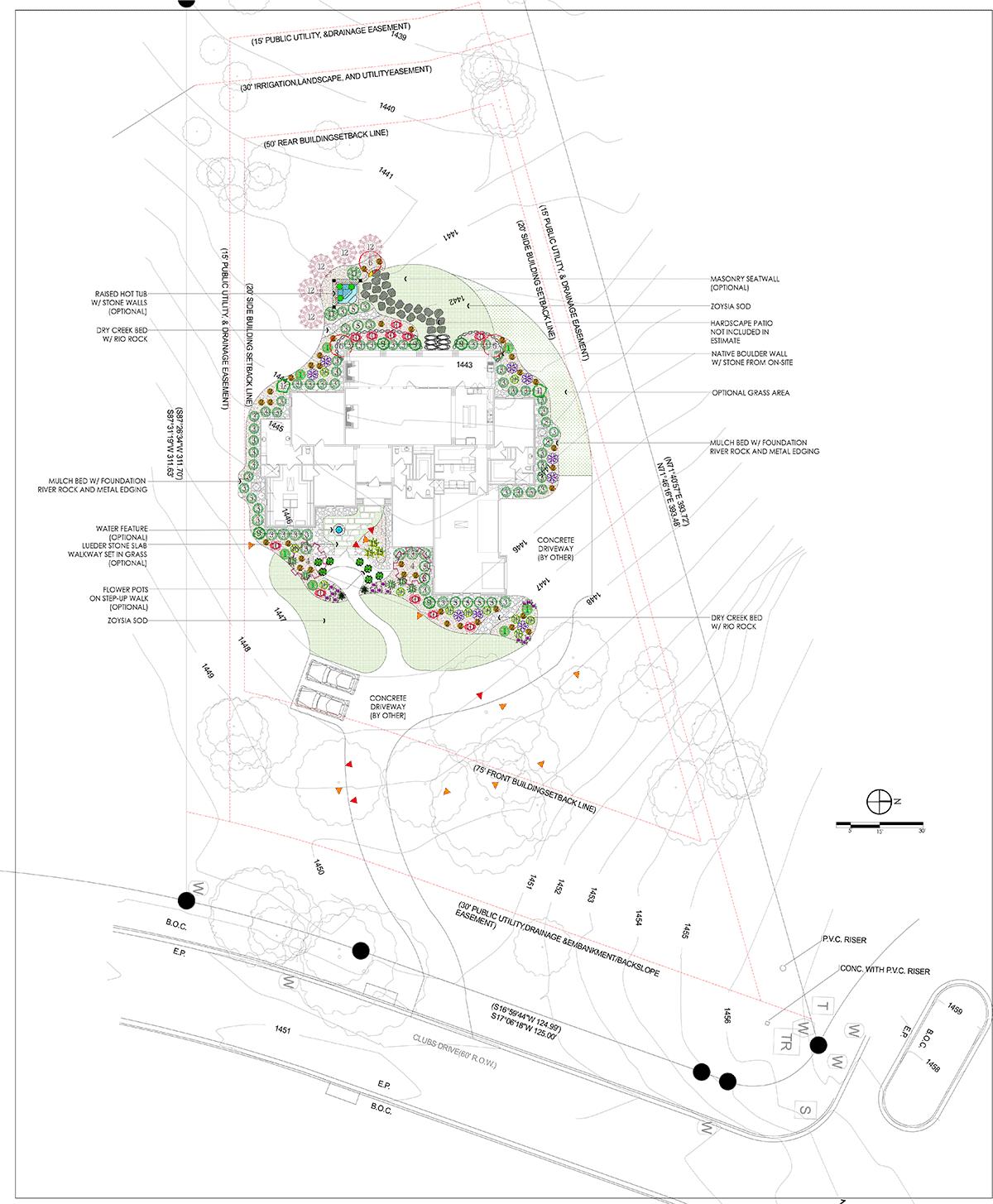 Landscaping Boerne Tx