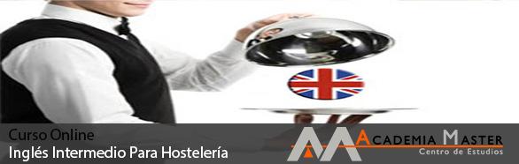 Curso Online Ingles Intermedio en Hostelería Academia Master Informatica Marbella-Malaga