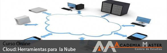 curso online Cloud Herramientas para trabajar en la nube Academia Master Informatica Marbella-Malaga