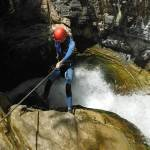canyoning barranquismo