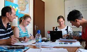 Curso de verano de inglés en Andalucía