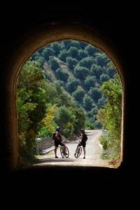 Bicycling in Andalusia, Spain