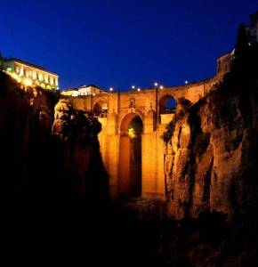 Trip to Ronda with the spanish language students