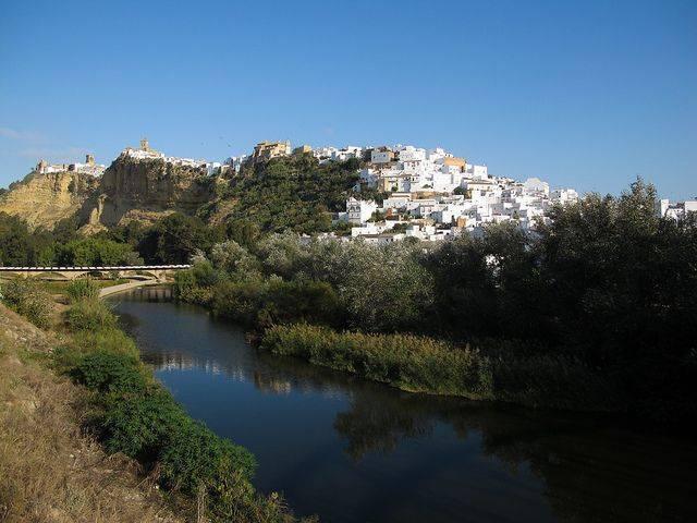 Andalucía: Pueblo Blanco Arcos de la Frontera