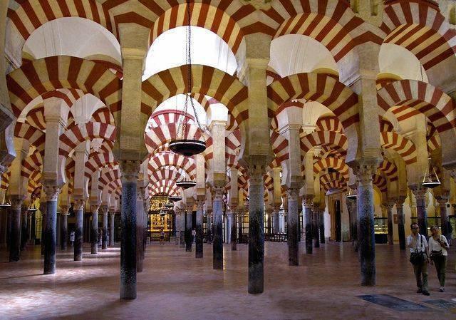 Andalucía: Mezquita de Córdoba