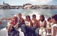 O Grove excursión en barco