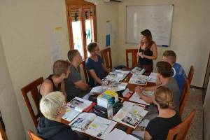 Spanish courses for students in andalusia for all levels.