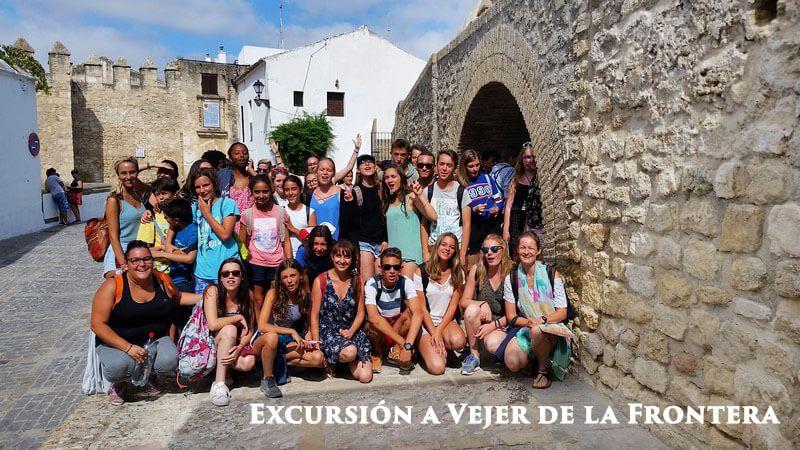 Excursión escolares Vejer de la Frontera
