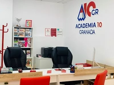 Instalaciones Academia 10 Granada
