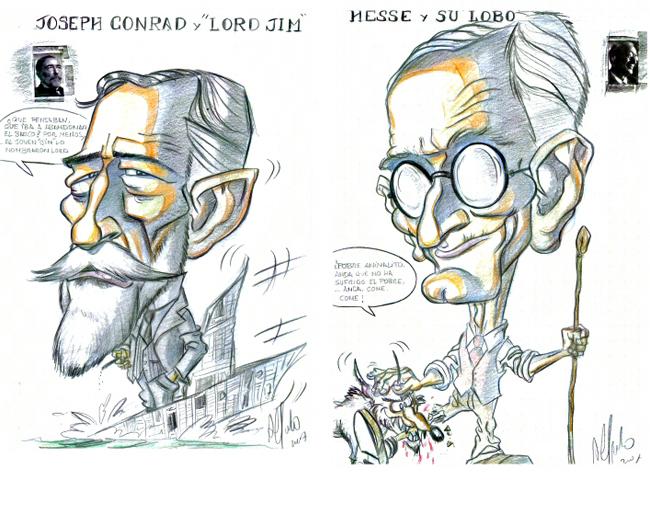 Micro curso de caricaturas