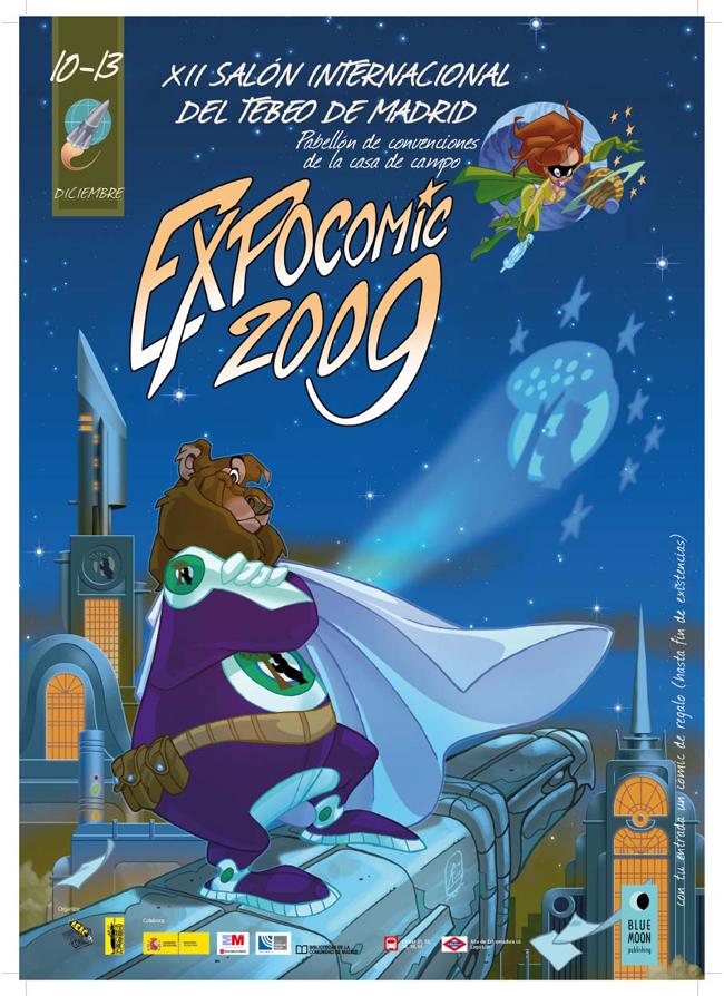 Expocomic 2009. Academia C10.